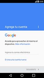 Crea una cuenta - LG G5 - Passo 2