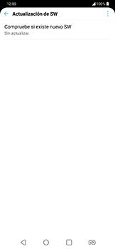 Actualiza el software del equipo - LG G7 Fit - Passo 7