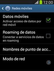Configura el Internet - Samsung Galaxy Pocket Neo - S5310L - Passo 6