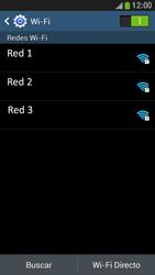 Configura el WiFi - Samsung Galaxy S4 Mini - Passo 6