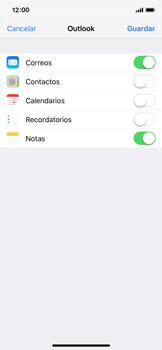Configura tu correo electrónico - Apple iPhone XS - Passo 10