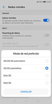 Configurar el equipo para navegar en modo de red LTE - Huawei Mate 10 Pro - Passo 5