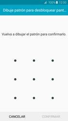 Desbloqueo del equipo por medio del patrón - Samsung Galaxy S6 Edge - G925 - Passo 9