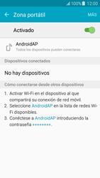 Configura el hotspot móvil - Samsung Galaxy J5 - J500F - Passo 12