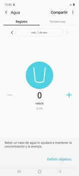 Cómo funciona el Samsung Health - Samsung Galaxy A51 - Passo 23