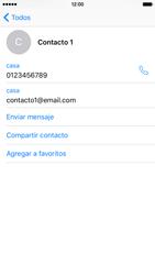 Envía fotos, videos y audio por mensaje de texto - Apple iPhone 6 - Passo 5