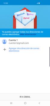 Configura tu correo electrónico - Samsung S10+ - Passo 14