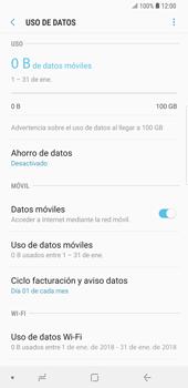 Desactiva tu conexión de datos - Samsung Galaxy Note 9 - Passo 5