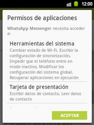 Instala las aplicaciones - Samsung Galaxy Y  GT - S5360 - Passo 17