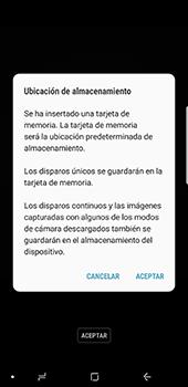 Opciones de la cámara - Samsung Galaxy Note 8 - Passo 4