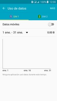 Desactiva tu conexión de datos - Samsung Galaxy J7 - J700 - Passo 6