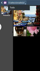 Transferir fotos vía Bluetooth - Samsung Galaxy S4  GT - I9500 - Passo 8