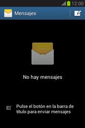 Envía fotos, videos y audio por mensaje de texto - Samsung Galaxy Fame Lite - S6790 - Passo 3