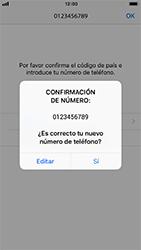 Configuración de Whatsapp - Apple iPhone 8 - Passo 9