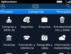 Instala las aplicaciones - BlackBerry Curve 9320 - Passo 5