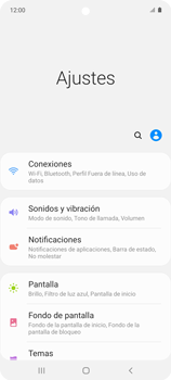 Configura el hotspot móvil - Samsung Galaxy A51 - Passo 4