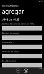 Configura el Internet - Nokia Lumia 520 - Passo 14
