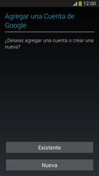 Crea una cuenta - Samsung Galaxy Zoom S4 - C105 - Passo 3