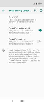 Comparte la conexión de datos con una PC - Motorola One Vision (Single SIM) - Passo 8