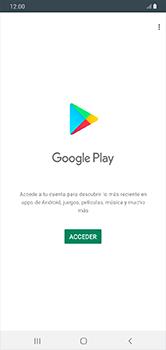 Crea una cuenta - Samsung Galaxy A10 - Passo 3