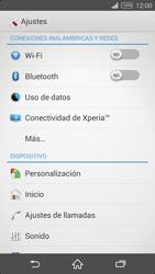 Configura el hotspot móvil - Sony Xperia Z2 D6503 - Passo 4