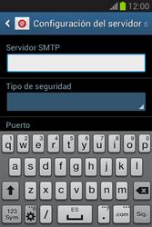 Configura tu correo electrónico - Samsung Galaxy Fame Lite - S6790 - Passo 14