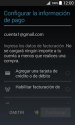 Crea una cuenta - Samsung Galaxy Core Prime - G360 - Passo 19