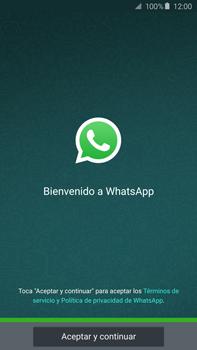 Configuración de Whatsapp - Samsung Galaxy Note 5 - N920 - Passo 5
