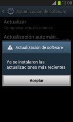 Actualiza el software del equipo - Samsung Galaxy Win - I8550 - Passo 13