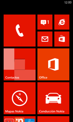 Restaura la configuración de fábrica - Nokia Lumia 920 - Passo 1