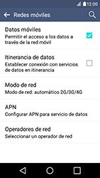 Configura el Internet - LG K4 - Passo 6