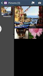 Transferir fotos vía Bluetooth - Samsung Galaxy S4  GT - I9500 - Passo 5