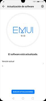 Actualiza el software del equipo - Huawei P30 Pro - Passo 8