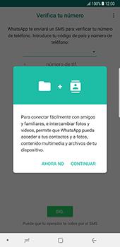 Configuración de Whatsapp - Samsung Galaxy Note 8 - Passo 5