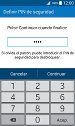 Desbloqueo del equipo por medio del patrón - Samsung Galaxy Core Prime - G360 - Passo 12