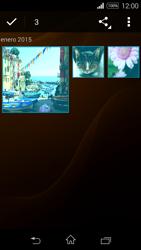 Transferir fotos vía Bluetooth - Sony Xperia E3 D2203 - Passo 10