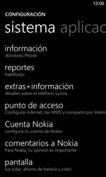 Configura el Internet - Nokia Lumia 925 - Passo 8