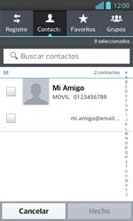 Envía fotos, videos y audio por mensaje de texto - LG Optimus L 7 II - Passo 5