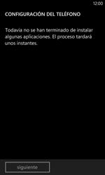 Activa el equipo - Nokia Lumia 1020 - Passo 9