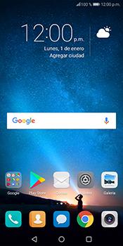 Configura el hotspot móvil - Huawei Mate 10 Lite - Passo 1