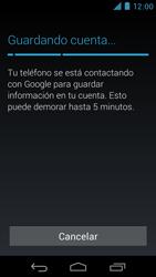 Crea una cuenta - Motorola RAZR D3 XT919 - Passo 19
