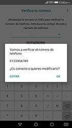 Configuración de Whatsapp - Huawei P10 - Passo 7