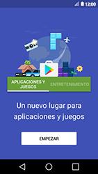 Instala las aplicaciones - LG K4 - Passo 4