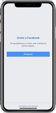 iOS Facebook