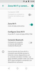Configura el hotspot móvil - Motorola Moto E5 Play - Passo 10