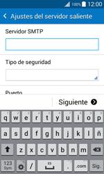 Configura tu correo electrónico - Samsung Galaxy J1 - J100 - Passo 14