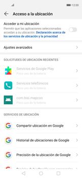Cómo habilitar el GPS en tu teléfono - Huawei Nova 5T - Passo 4