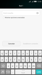 Configura el WiFi - Huawei G Play Mini - Passo 6