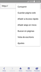 Configura el Internet - Samsung Galaxy J5 - J500F - Passo 21