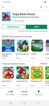 Instala las aplicaciones - Samsung Galaxy A50 - Passo 17